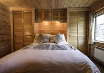 Fellside Lodge Bedroom